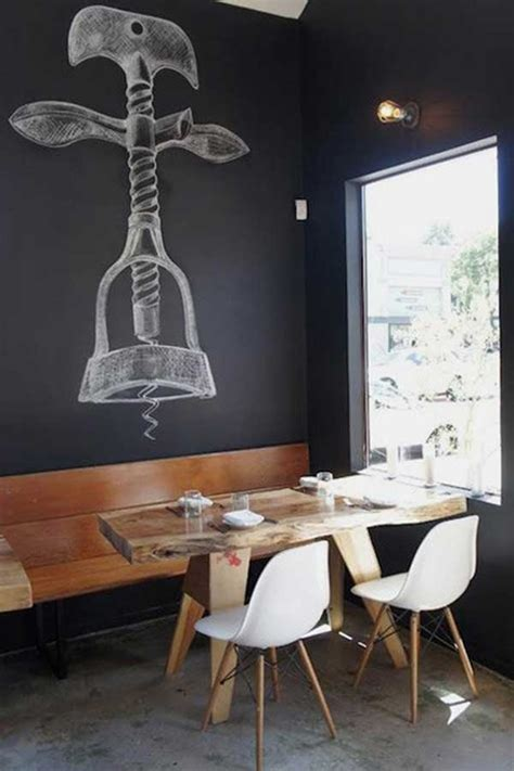 chalkboard paint ideas for bar 22 chalkboard paint ideas allow you to personalize wall