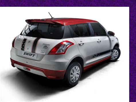 car paint price india maruti suzuki limited edition price features