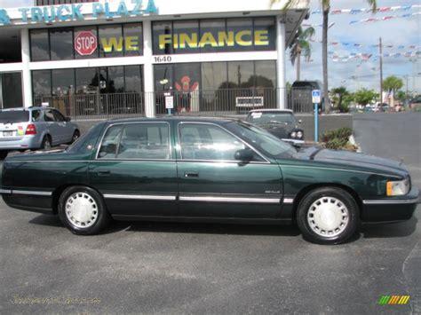 Green Cadillac by Wheeler Dealers Green Cadillac