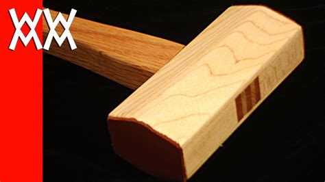 woodworking for mortals make a wood mallet woodworking for mere mortals