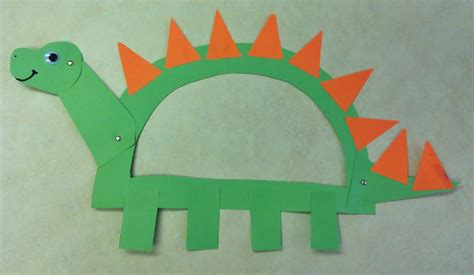 dinosaur crafts handmade by cj d is for dinosaur