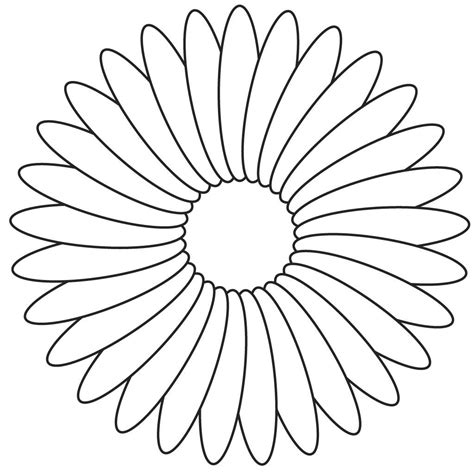 coloring book pictures of flowers flower coloring template flower coloring page