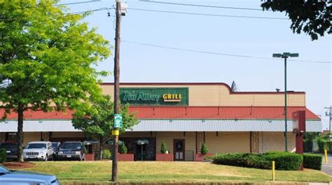 Garden City Ny Restaurants Tin Alley Grill In Garden City Ny Photo Description