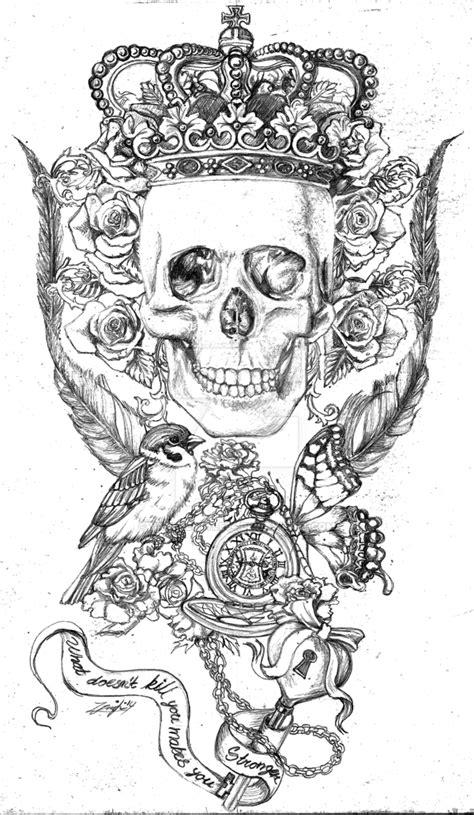 tattoo sketch by yankeestyle94 on deviantart