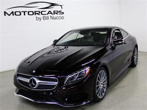 2015 S550 Mercedes by 2015 Mercedes S550 4matic Coupe