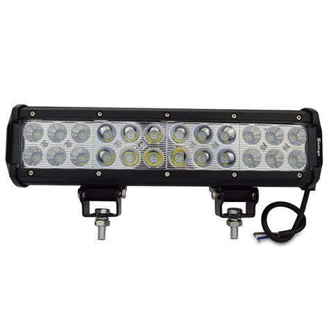 72w led light bar 1pcs led light bar 72w flood spot beam 72w led work light