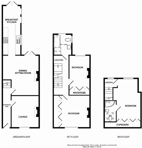 uk house floor plans uk terraced house floor plans house design plans