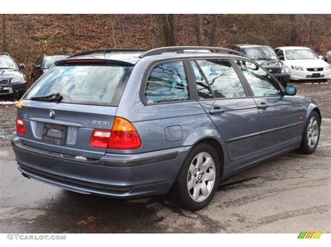 2000 Bmw 323i Wagon by Steel Blue Metallic 2000 Bmw 3 Series 323i Wagon Exterior