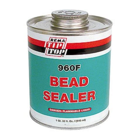 how to use bead sealer re960f bead sealer with brush cap cfc free