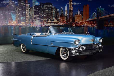 1956 Cadillac Convertible by 1956 Cadillac Eldorado Biarritz Convertible 217879