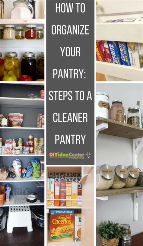how to organize a pantry how to organize your pantry steps to a cleaner pantry
