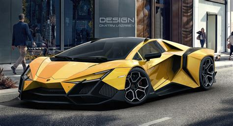 Pictures Of New Lamborghinis by The Lamborghini Forsennato Would Be A Proper Raging Bull