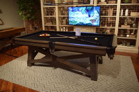 rustic pool tables rustic vintage pool tables robertson billiards