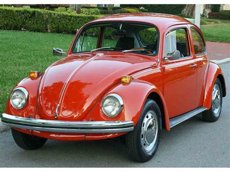 Volkswagen For Sale by 1970 Volkswagen Beetle For Sale Classiccars Cc 963272