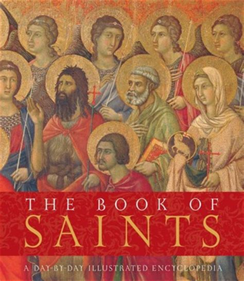 picture book of saints the book of saints by roger shaw reviews discussion