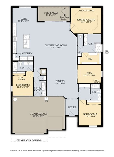 single story floor plans home plans single story house plans