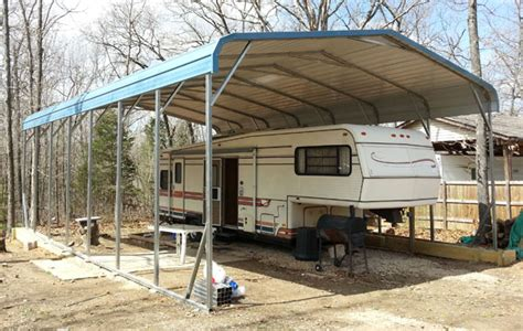 Buy Carport by Buy Rv Metal Carports To Protect Your Mobile Home Great