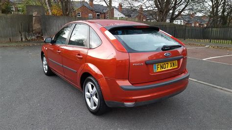 best auto repair manual 2007 ford focus electronic throttle control 2007 07 reg ford focus 1 8 zetec climate pack hatchback manual 12 months mot great barr