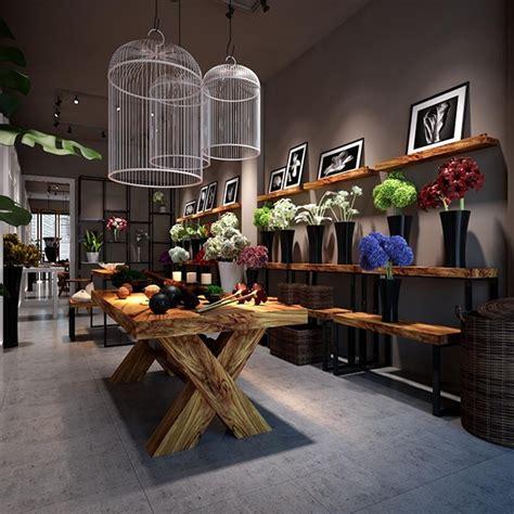 interior design with flowers flower shop on behance