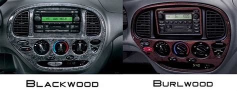 how it works cars 2003 toyota tundra instrument cluster new 2003 2004 toyota tundra wood dash kit from brandsport auto parts toy pts10 34030
