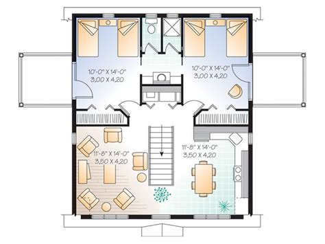 apartment garage floor plans garage apartment plans 2 car carriage house plan with