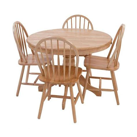 dining table and four chairs york oak dining table and four dining chairs