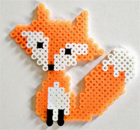 40 Creative Perler Ideas Hative