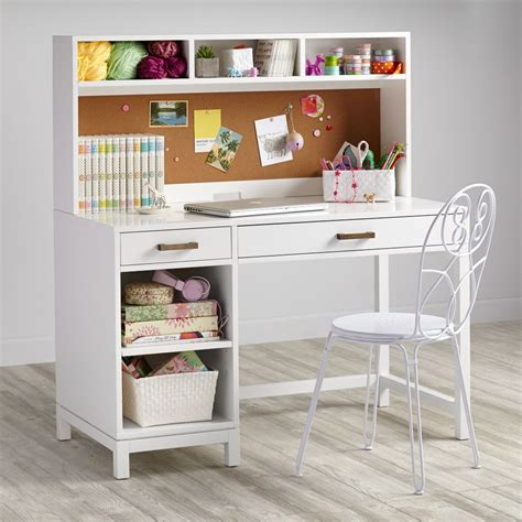 childrens desk with hutch desks study tables the land of nod