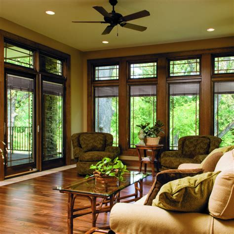 pella patio doors designer series sliding patio doors with built in blinds