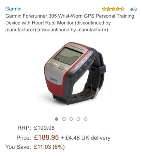 garmin forerunner 305 sale garmin forerunner 305 gps watch for sale in mullingar
