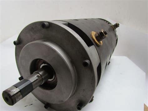 Electric Forklift Motor prestolite mty4001ru 36 v dc electric drive raymond