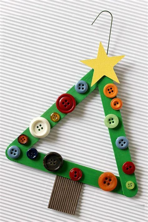 adornos arbol de navidad manualidades manualidades y adornos de navidad hechos con palos de helado