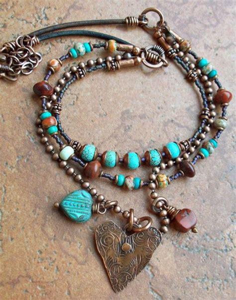 how to make boho jewelry 40 boho jewelry ideas to enhance your spirit