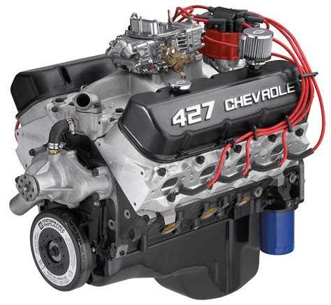 Chevy Ls7 Crate Engine by Chevrolet Performance Zz427 480 Hp Crate Engine Gm