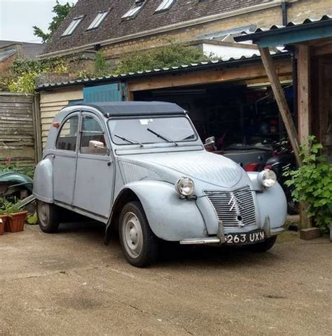 Used Citroen 2cv For Sale by Citroen 2cv For Sale