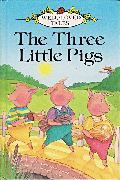 three pigs picture book ladybird book the three pigs well loved tales