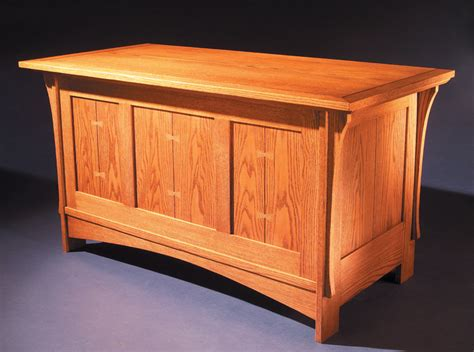 mission woodworking mission blanket chest popular woodworking magazine