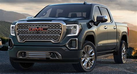 2019 Gmc Denali by 2019 Gmc Looks To Luxury And Carbon Fiber Bed To