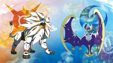 legendarios painting show sun and moon new legendaries characters named