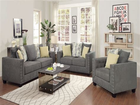 grey living room furniture set fabric ideas for dining room chairs grey living room