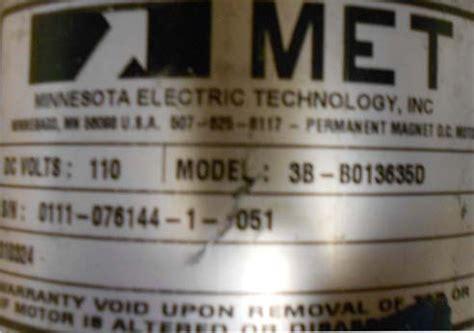 Electric Motor Repair Mn by Craftsman Electric Motor Repair Mn