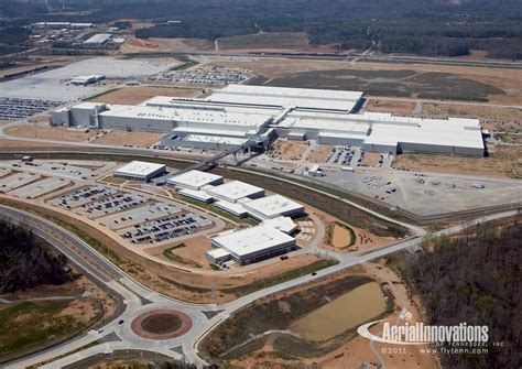 Volkswagen Chattanooga Tn by Volkswagen Plant Chattanooga Aerial View Eurocar News