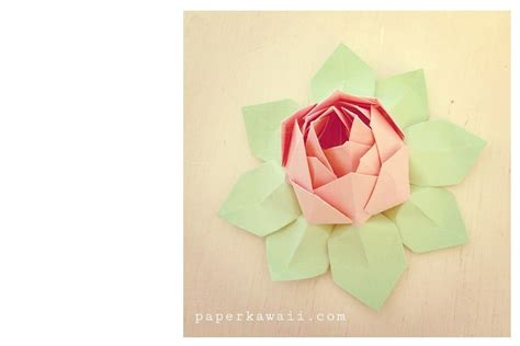 origami lotus flower tutorial modular origami lotus flower tutorial 183 how to fold an