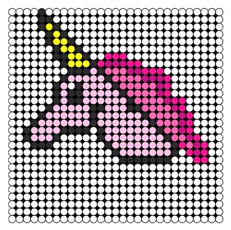 new perler bead patterns unicorn perler bead pattern search results new