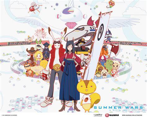 summer wars about natsuki from summer wars