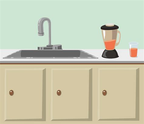 free kitchen table free stock photo of kitchen table with blender vector