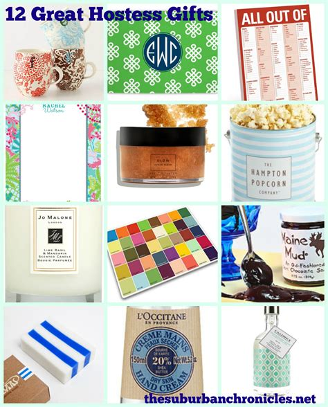 great hostess gifts 12 great hostess gifts the suburban chronicles