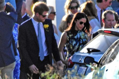 meghan markel and prince harry meghan markle is prince harry s date at friend s caribbean