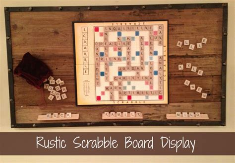 fill in scrabble board family scrabble display from s den daze and knights