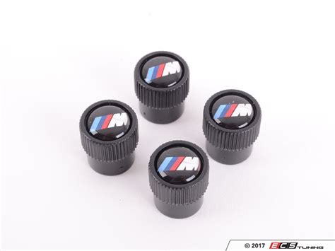 Bmw Valve Stem Caps by Genuine Bmw 36122456427 M Valve Stem Caps 36 12 2 456